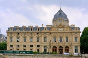 Photo tribunal de commerce Paris